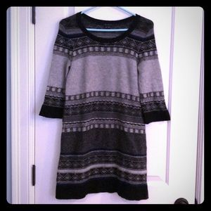 Theory cashmere sweater dress or tunic